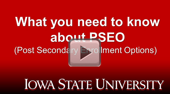 PSEO information video