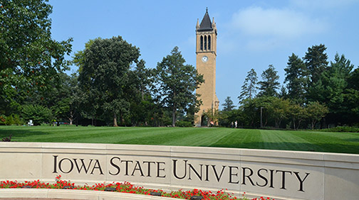 Image result for Iowa State University